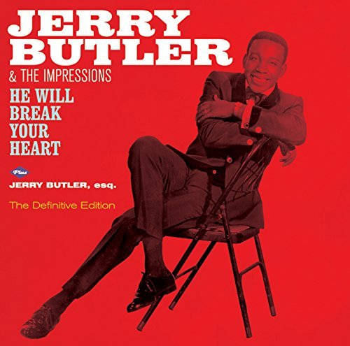Butler Jerry He Will Break Your Heart + Jer Import Esp
