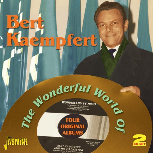 Bert Kaempfert Wonderful World Of Import Gbr 2 CD