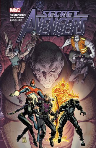 Rick Remender Secret Avengers