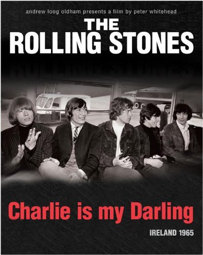 Rolling Stones Charlie Is My Darling Ireland Blu Ray Nr