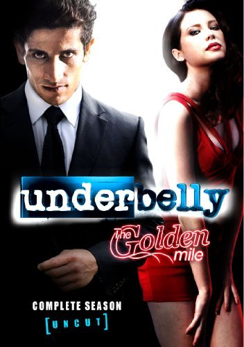 Underbelly Underbelly Golden Mile Nr 4 DVD