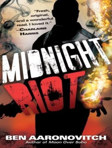 Ben Aaronovitch Midnight Riot Mp3 CD