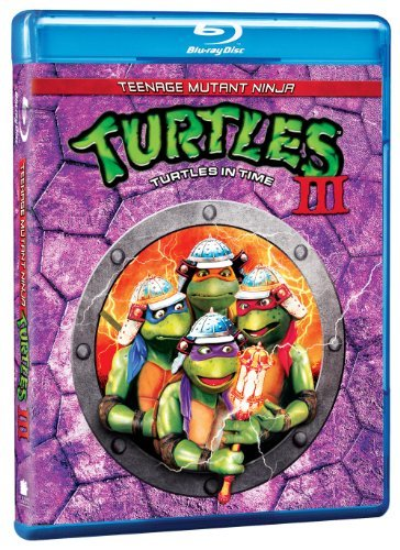 Teenage Mutant Ninja Turtles 3 Turco Koteas Wilson Blu Ray Pg Ws