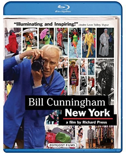 Bill Cunningham New York Bill Cunningham New York Blu Ray Ws Nr