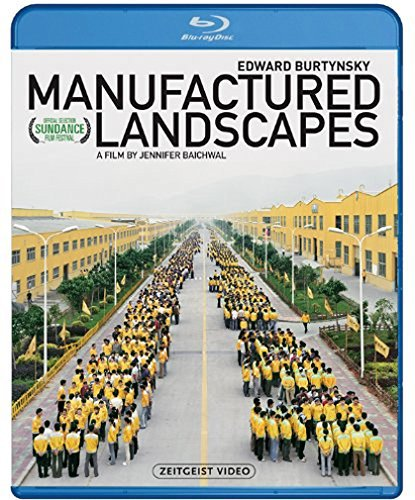 Manufactured Landscape Manufactured Landscape Blu Ray Ws Nr