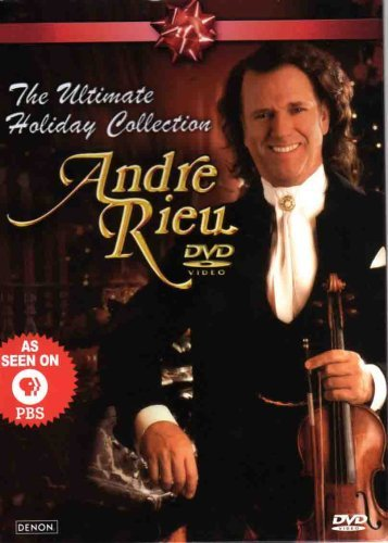 Andre Rieu The Ultimate Holida Rieu Andre Nr 3 DVD