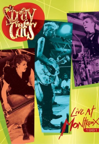 Stray Cats Live At Montreux 1981
