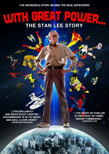 With Great Power The Stan Lee With Great Power The Stan Lee Nr