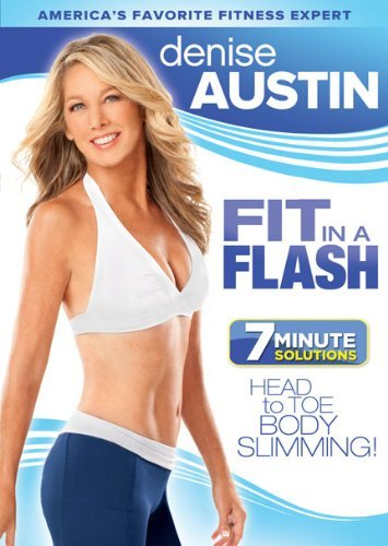 Denise Austin Fit In A Flash Ws Nr