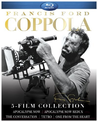Francis Ford Coppola 5 Film Collection Blu Ray Ws Nr 4 Br