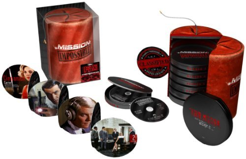 Mission Impossible Complete Television Collection Nr 56 DVD