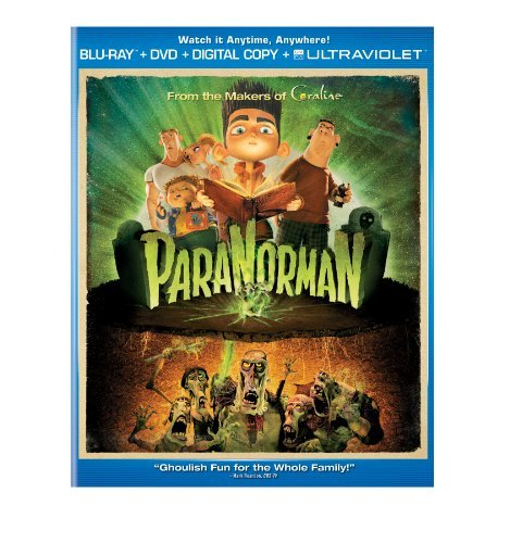 Paranorman Paranorman Blu Ray DVD Dc Pg