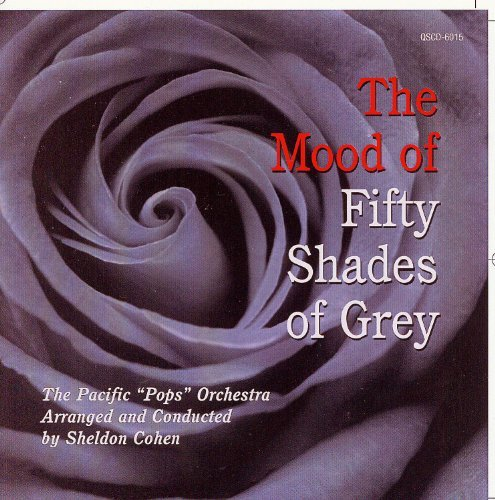 Pacific Pops Orchestra Mood Of Fifty Shades Of Grey