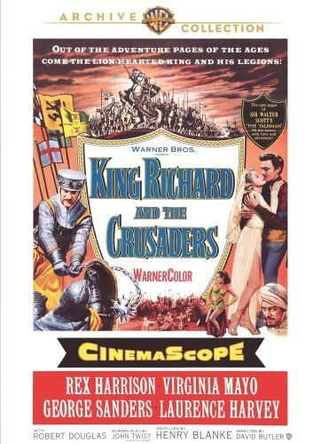 King Richard & The Crusaders ( Harrison Mayo Sanders Made On Demand Nr