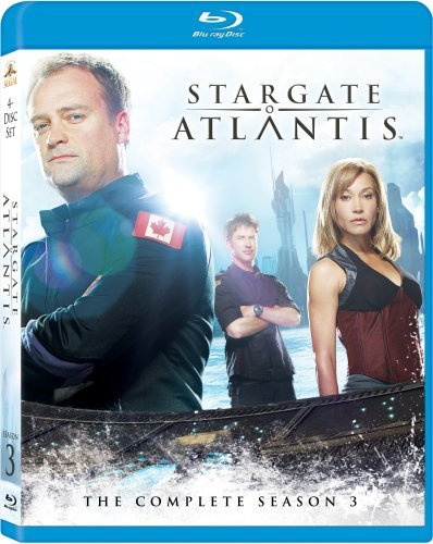 Stargate Atlantis Season 3 Blu Ray