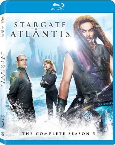 Stargate Atlantis Season 5 Blu Ray