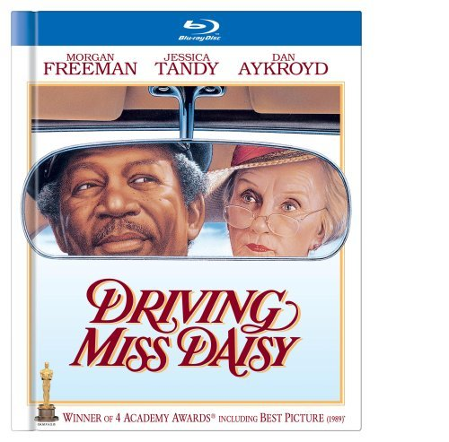Driving Miss Daisy Freeman Tandy Aykroyd Lupone Blu Ray Ws Digibook Pg