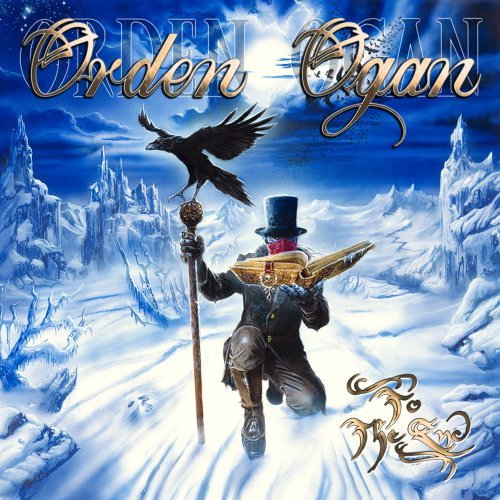Orden Ogan To The End Import Gbr Digipak