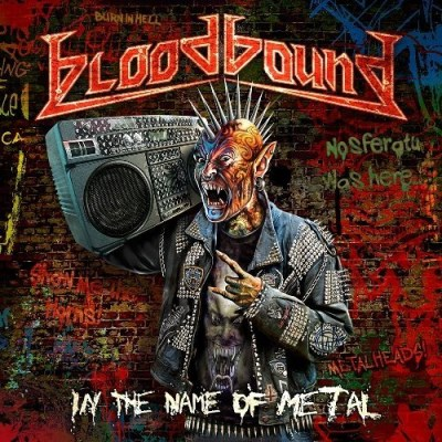 Bloodbound In The Name Of Metal
