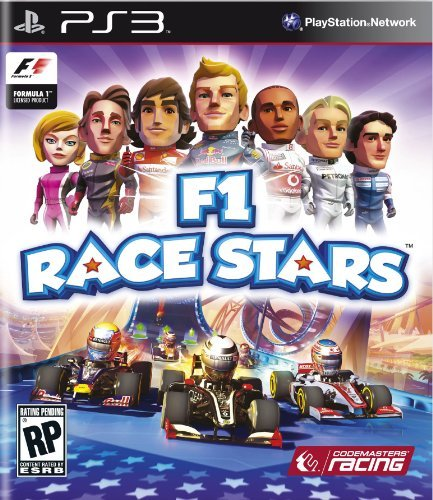 Ps3 F1 Race Stars Whv Games E