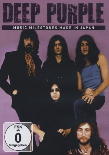 Deep Purple Music Milestones Made In Japan Ws Nr