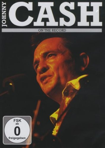 Johnny Cash On The Record Ws Nr