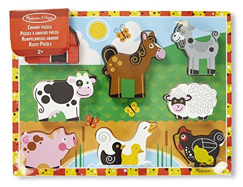 Toy Farm Chunky Puzzle