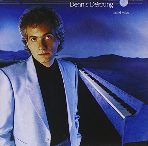 Dennis Deyoung Desert Moon Remastered