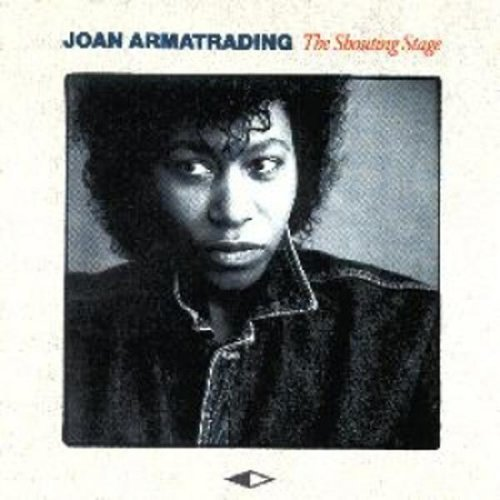 Joan Armatrading Shouting Stage