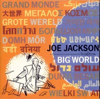 Jackson Joe Big World