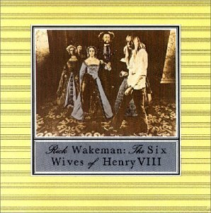 Rick Wakeman Six Wives Of Henry Viii Import Can