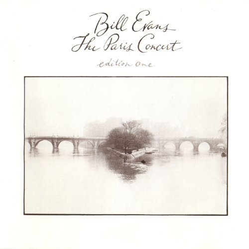 Bill Evans Paris Concert Edition One Import Fra