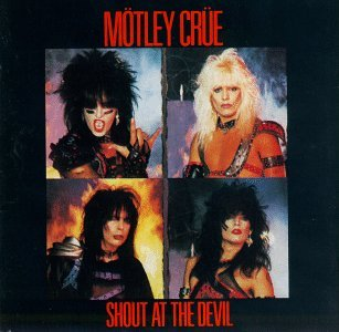 Motley Crue Shout At The Devil