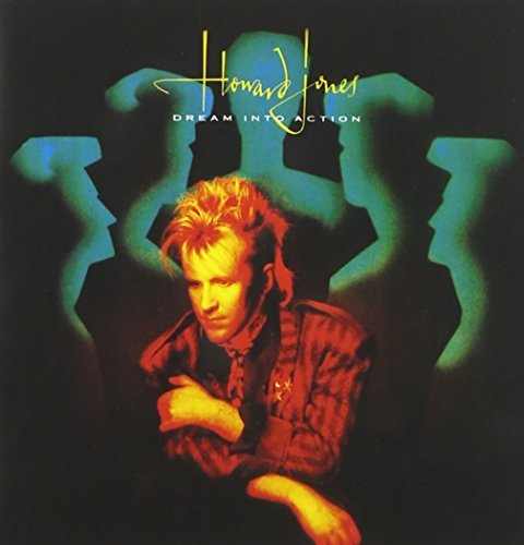 Howard Jones Dream Into Action CD R