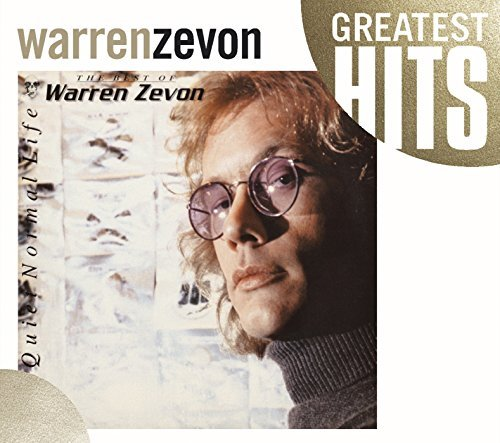 Warren Zevon Best Of Quiet Normal Life