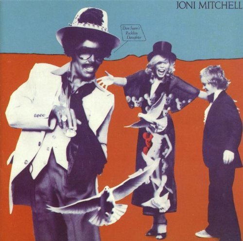 Joni Mitchell Don Juan's Reckless Daughter Hdcd