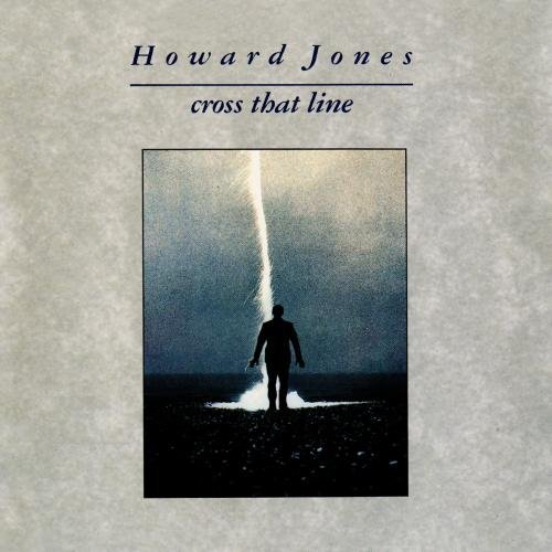 Howard Jones Cross That Line CD R