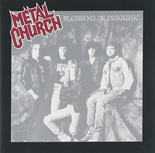 Metal Church Blessing In Disguise Blessing In Disguise