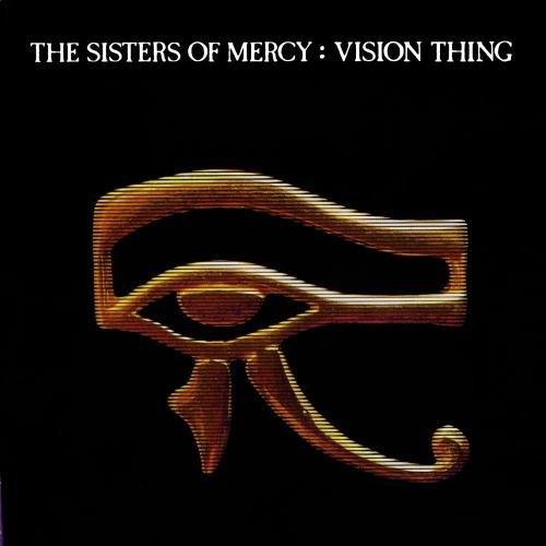 Sisters Of Mercy Vision Thing CD R