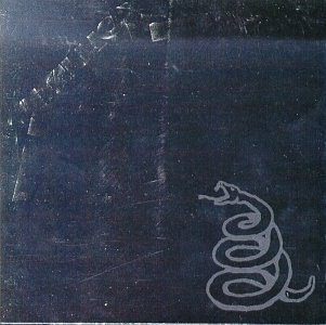 Metallica Metallica Black Album