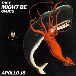 They Might Be Giants Apollo 18 CD R