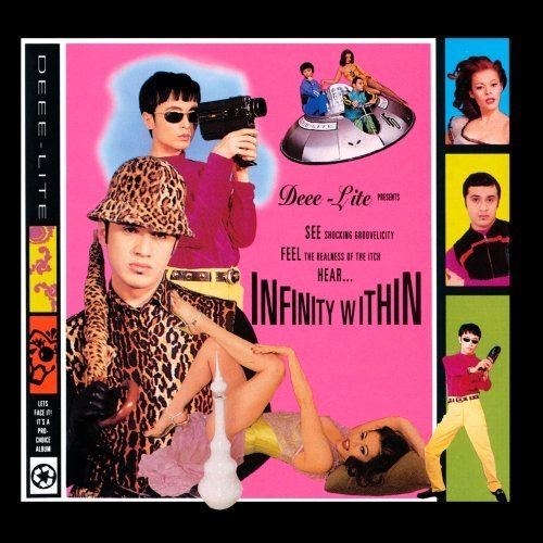 Deee Lite Infinity Within