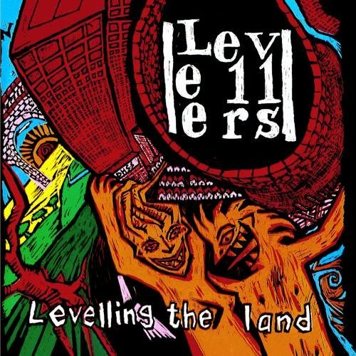 Levellers Levelling The Land CD R