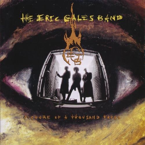 Eric Band Gales Picture Of A Thousand Faces CD R