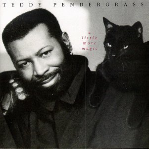 Teddy Pendergrass Little More Magic CD R