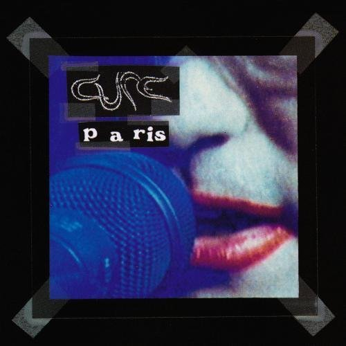 Cure Paris (live) CD R