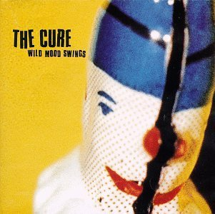 Cure Wild Mood Swings CD R