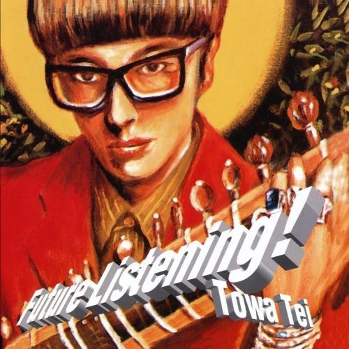 Towa Tei Future Listening! CD R