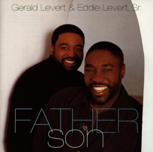 Gerald & Eddie Levert Father & Son