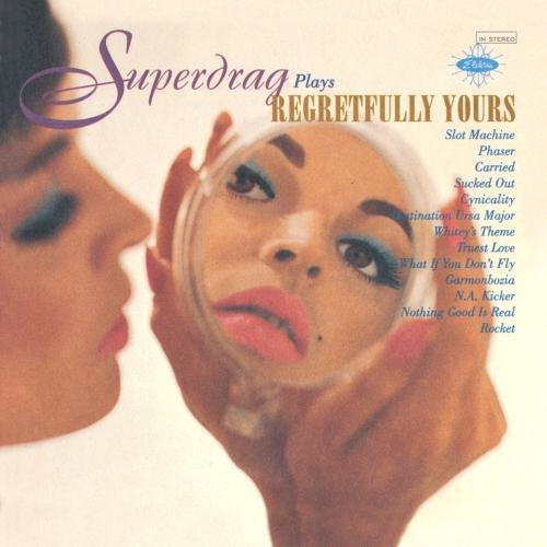 Superdrag Regretfully Yours CD R